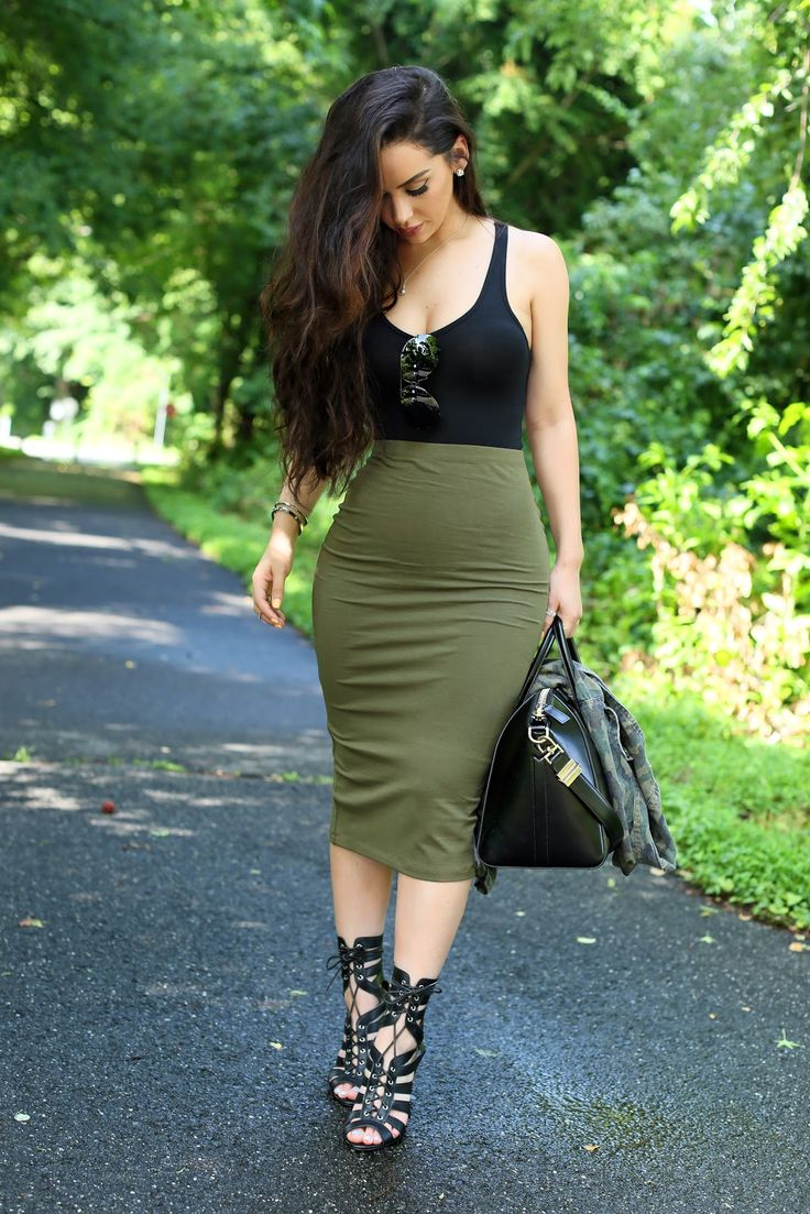 261 best skirt outfit ideas images on Pinterest