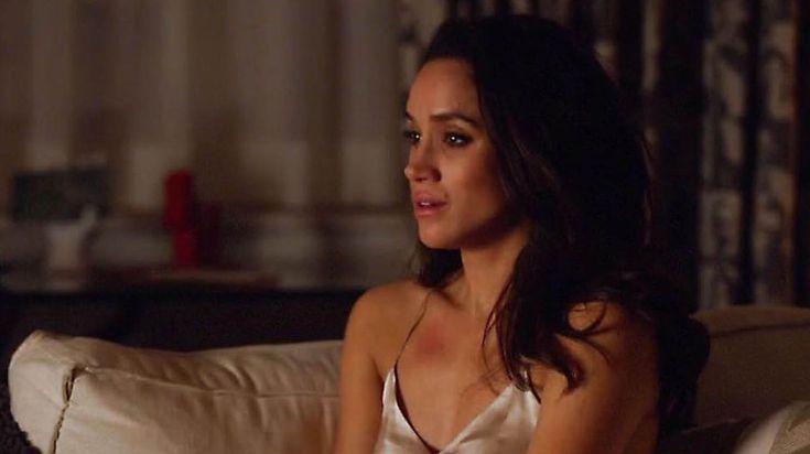 PHOTOS Meghan Markle sexy : les scènes hot de la compagne du prince Harry.       Meghan Markle aura peut-être bientôt un rang à tenir mais en attendant, elle continue de se dévoiler à la demande des scénaristes et réalisateurs. Pour cela, elle n'hésite pas à tomber la chemise, et plus si besoin. dans ses séries télé