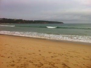 Meet Pete and Mia from His Perfect Catch on the Inspy Romance blog  ~  Photo from Merimbula Beach on the South Coast of NSW, Australia