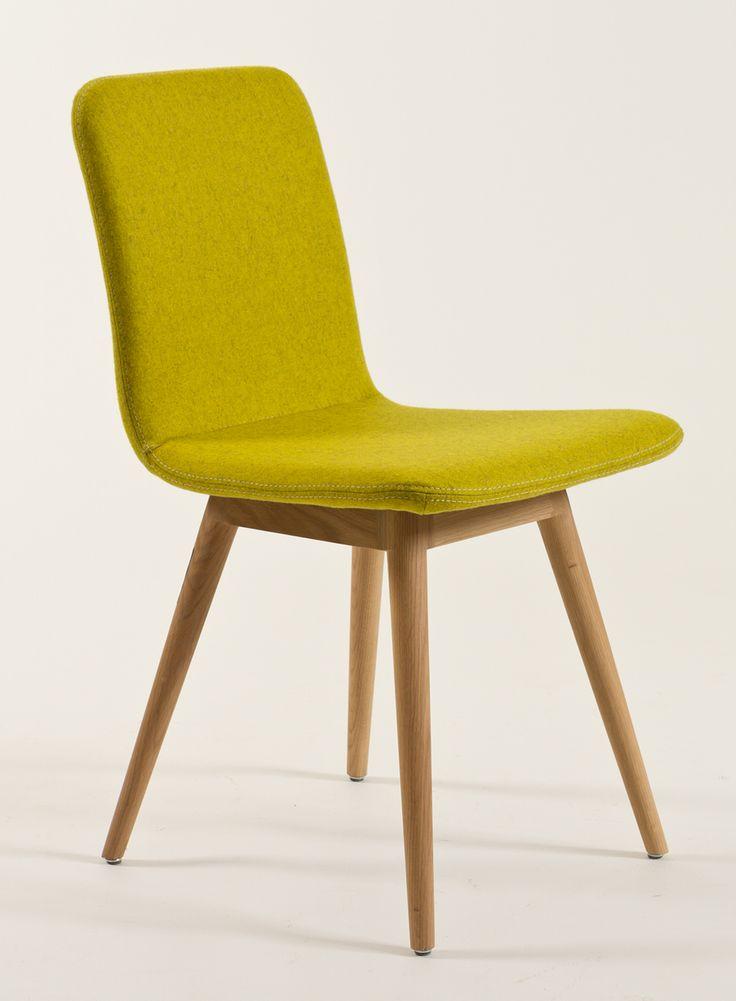 Stuhl Filz Gelb 1 G6 Stuhle Mobel Bettwasche