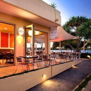 Twin Quays Noosa - Sirocco Noosa Restaurant - Noosaville Family Accommodation