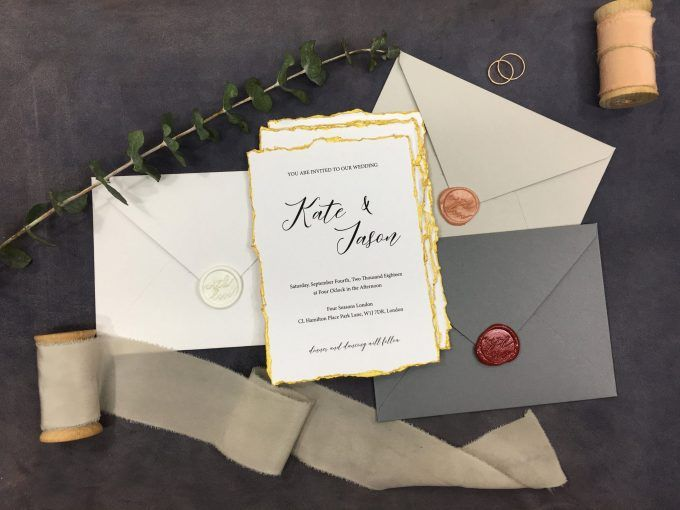 40 Most Creative Wedding Invitations 2020 Photos Emmaline Bride Creative Wedding Invitations Clear Acrylic Wedding Invitations Etsy Wedding Invitations