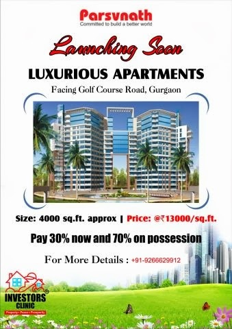 Launching Soon....Pay 30% now and 70% on Possession.
