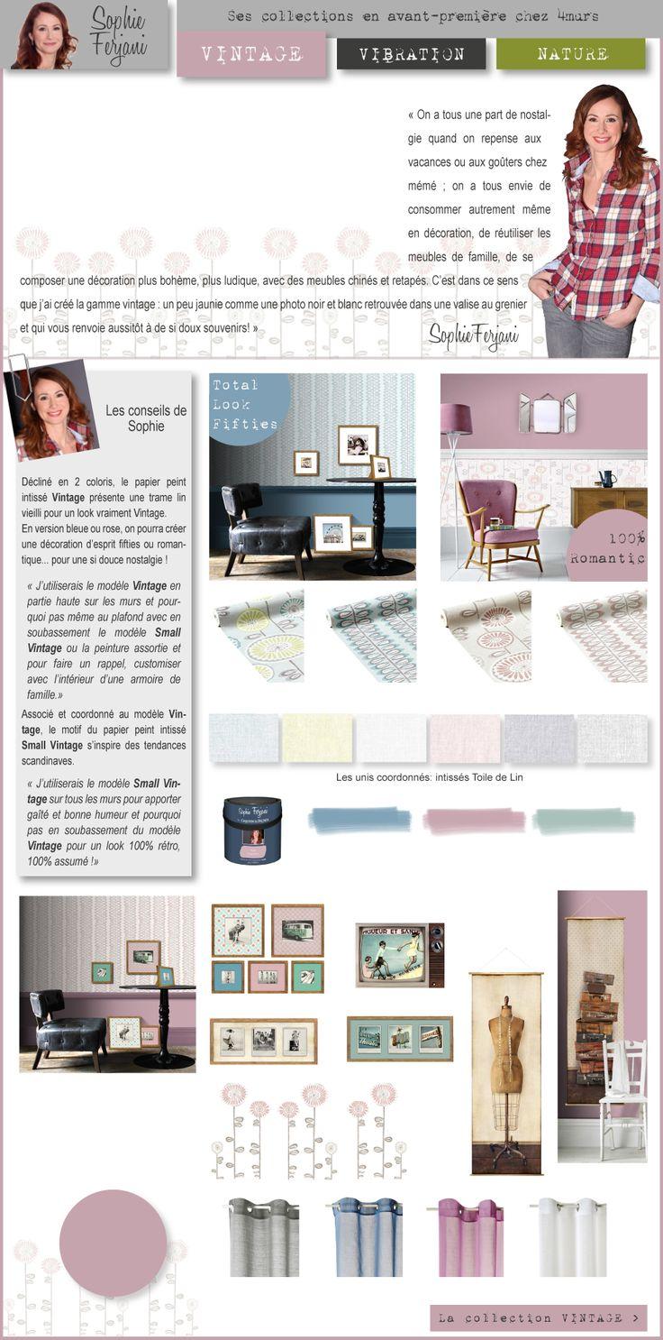 17 meilleures images propos de buanderie d co papiers peints sur pinterest - Sophie ferjani origine ...