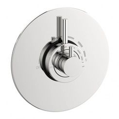 Minimalist concealed thermostatic shower valve offer pack £99