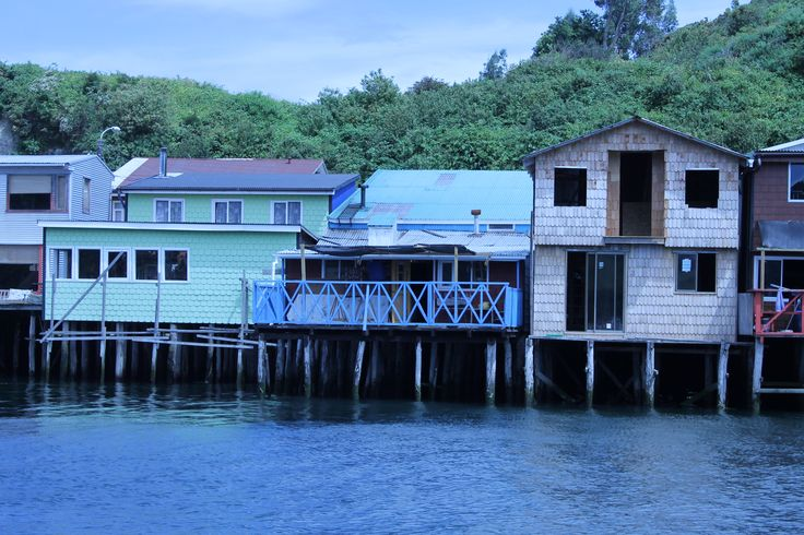 Palafitos - Isla Chiloe