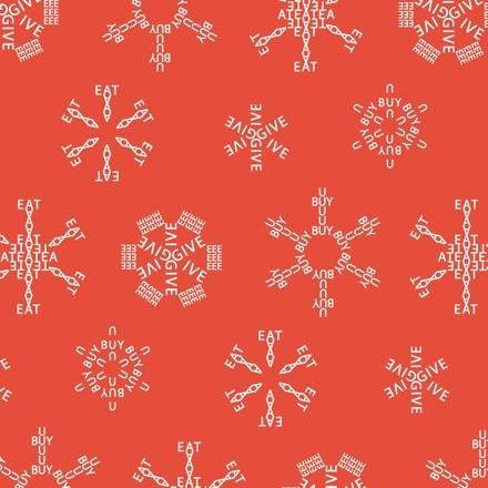 """Christmas Spirit"". Design Julia Heurling"