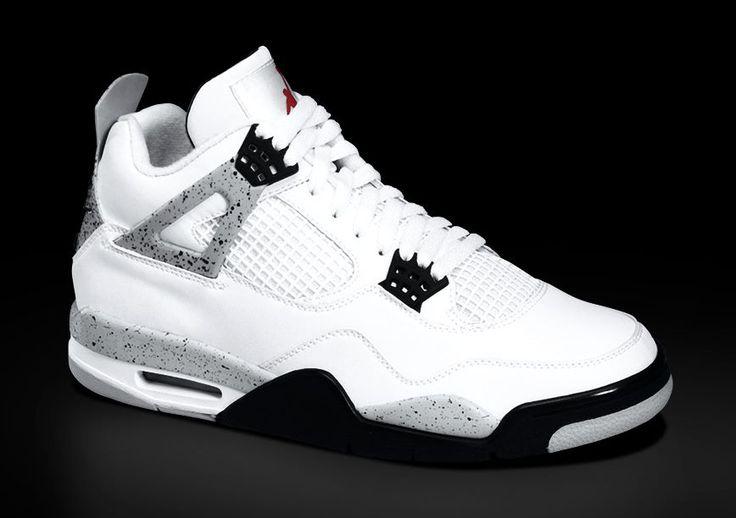 Nike Air Jordan IV (4), Michael Jordan signature shoes.