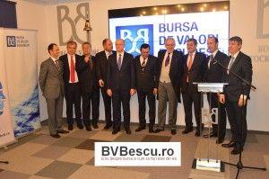 Bursa de Valori Bucuresti 20 ani de la prima sedinta de tranzactionare