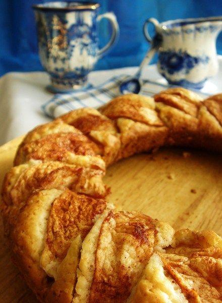 Шведский яблочный пирог - Torta con mele svedese