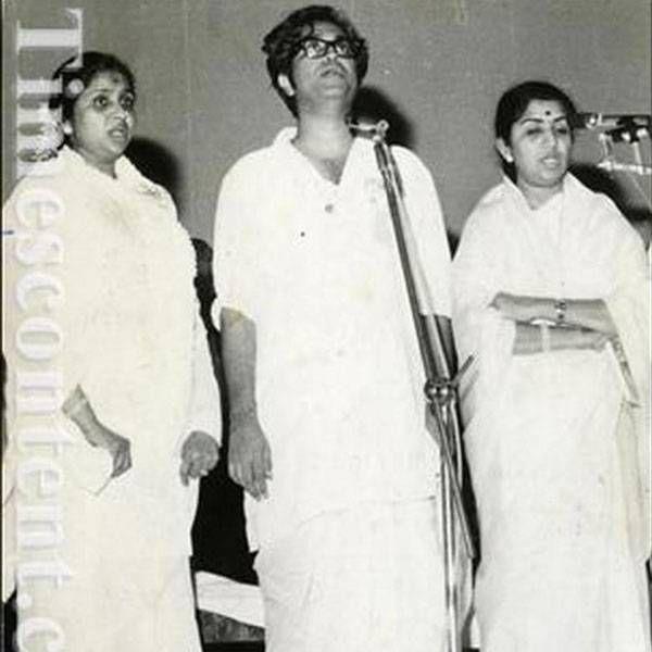 Lata Mangeshkar: Pictures that define her
