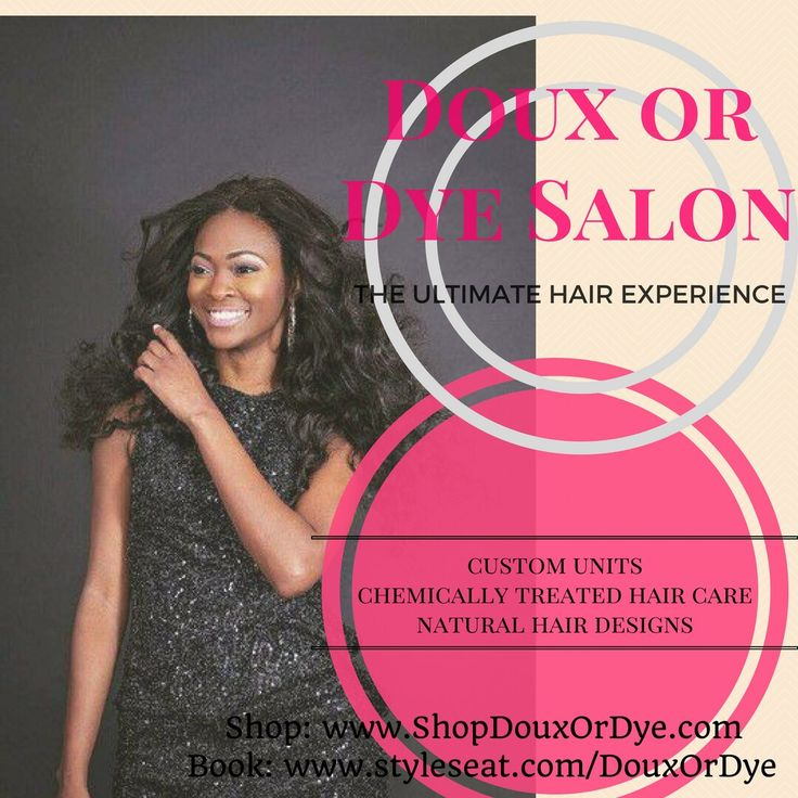 Pure Hair Design: Pin By Doux Or Dye Salon On Hairgasm