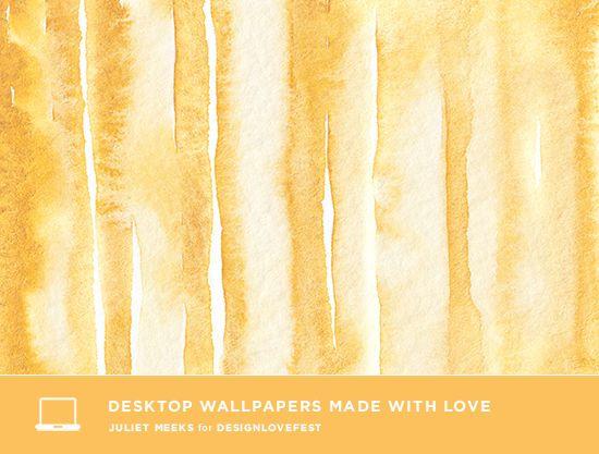 desktop wallpapers | designlovefest