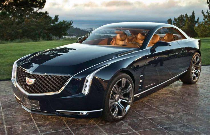 2015 -Cadillac Elmiraj Concept