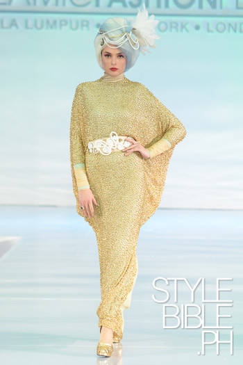 ISLAMIC FASHION FESTIVAL 2012: MELINDA LOOI