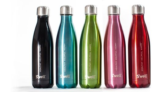 #Wellington - #S'well #Insulated Drink #Bottle 750ml – Silver $49.95 @ http://evpo.st/1rBEJMs