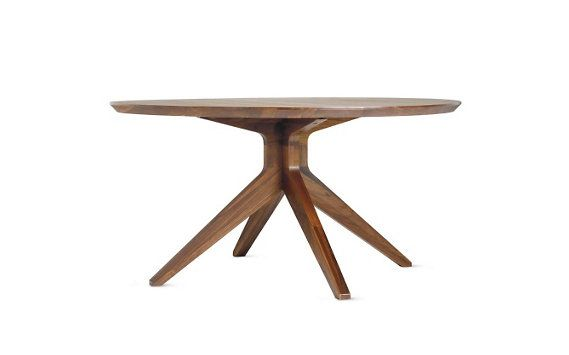 "Cross Round Table http://www.dwr.com/product/cross-round-table.do?sortby=ourPicks H 29.5"" Diameter 59"""