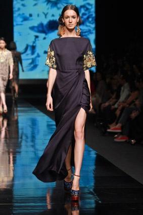 biyan , jakarta fashion week
