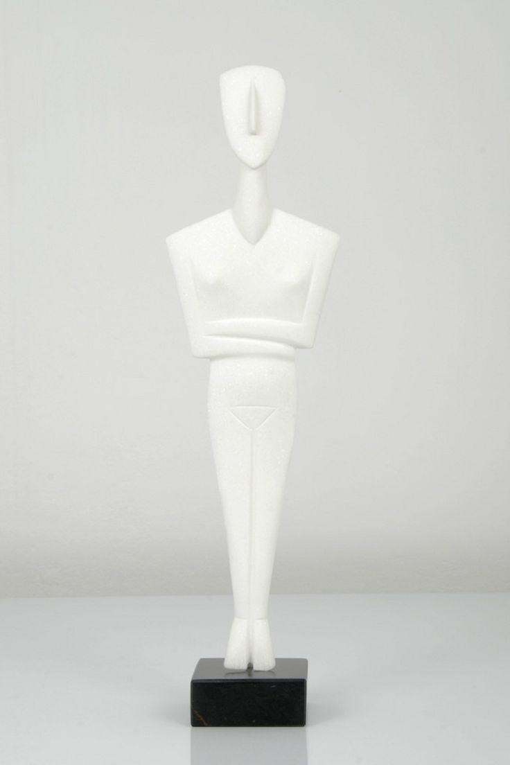 Figurine I Cycladic Art Museum
