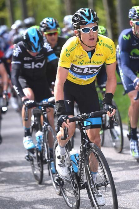 Tour de Romandie - Geraint Thomas lost his leader's jersey during the stage.