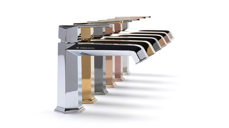Taps by Noken available from TileStyle