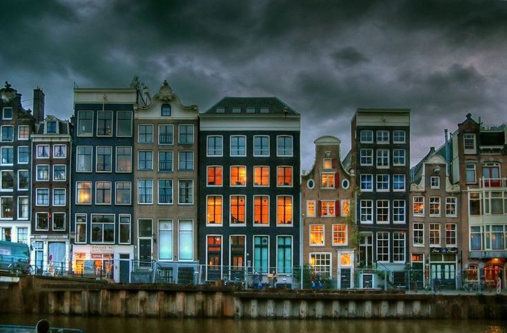 The houses are too cute, it's irritating. | 42 Reasons The Netherlands Is The Worst Place On Earth