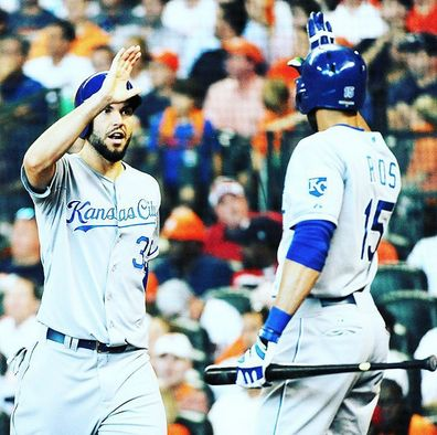 UNBELIEVABLE come back by the Royals to force a game 5!