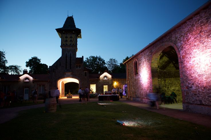Le parc de Tirpoil à Montilliers près d'Angers