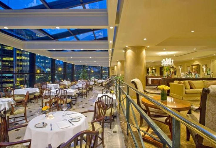 St. Regis Restaurant at the Park Tower Hotel Buenos Aires