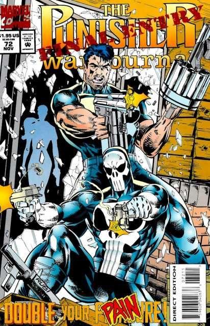 The Punisher War Journal (Volume) - Comic Vine