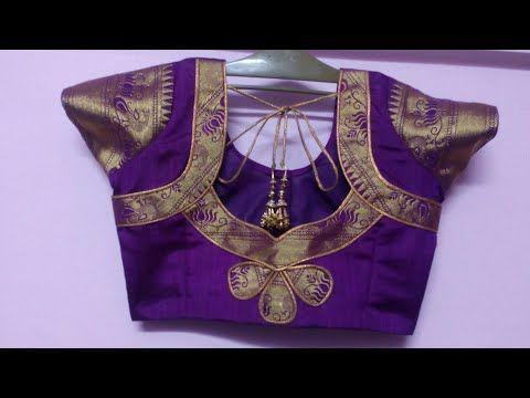 Pin on blouse Cutting, stiching vedios
