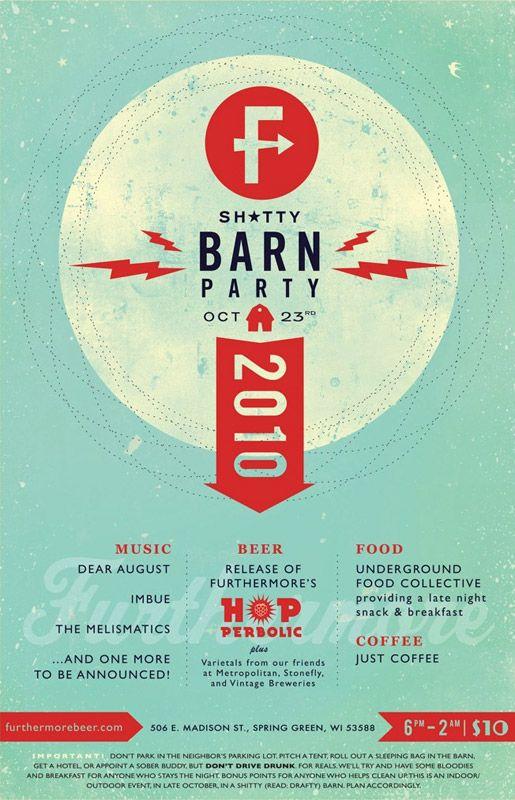 SBP: Barns Party, Poster Design, Illustrations Poster, Prints Design, Colorarrang Poster, Graphics Design, Party Idea, Graphicdesign Illustrations, Party 2010