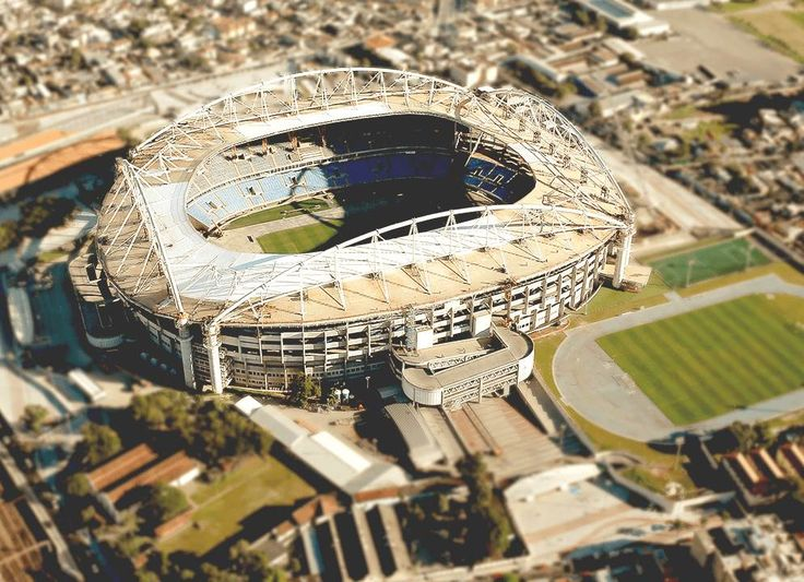 Olympic Stadium - Olympic Venue for Rio 2016 https://www.rio2016.com/en/venues/olympic-stadium #Estádio_Olímpico_João_Havelange #Estádio_Nilton_Santos #Rio2016