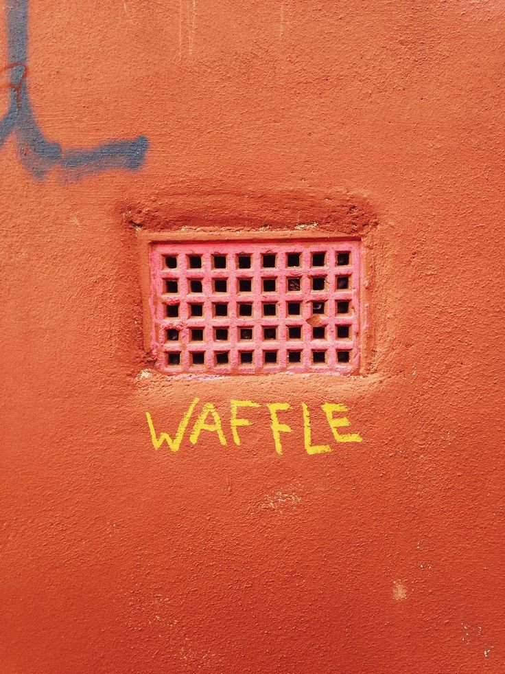 Waffle | VSCO Grid | Sophie Marschner