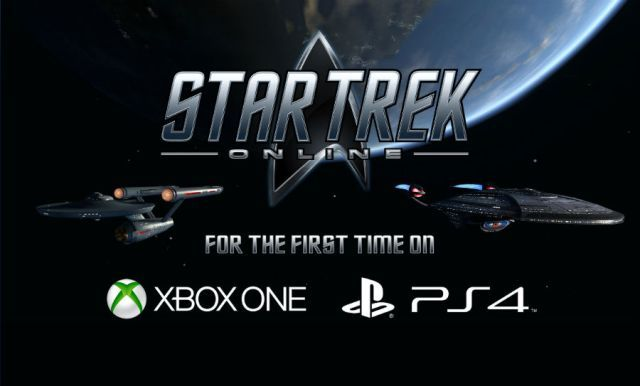 Star Trek Online games for Xbox One and PS4 now available
