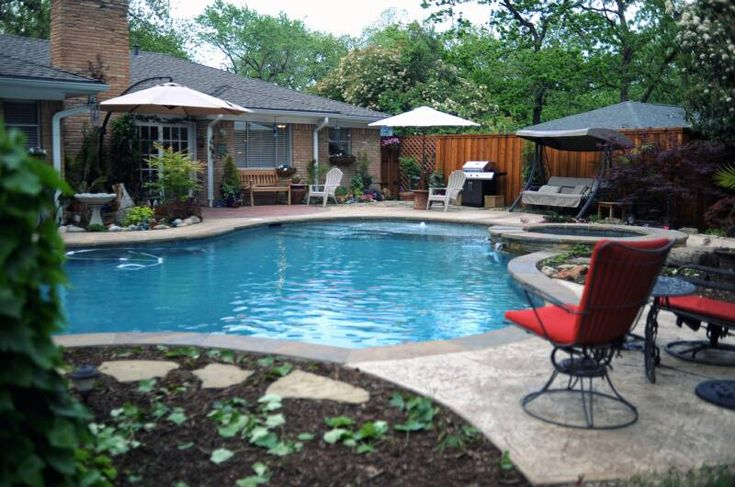 17 best images about concrete inground pool designs on for Pool design inc bordentown nj