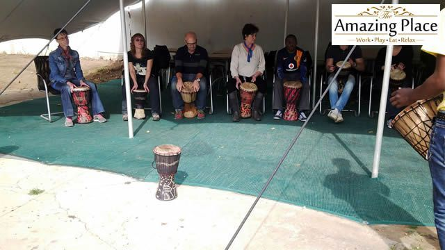 Nobel Biocare South Africa Team Building Event | The Amazing Place #teambuilding #nobelbiocare #sandton #drumming