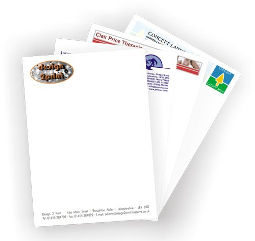Choose your Letterhead design, We here at Las Vegas Color Printing provide different letterhead designs & printing services online across Las Vegas for personal and business events. Letterhead Designs As Per Style, Profession & Events!
