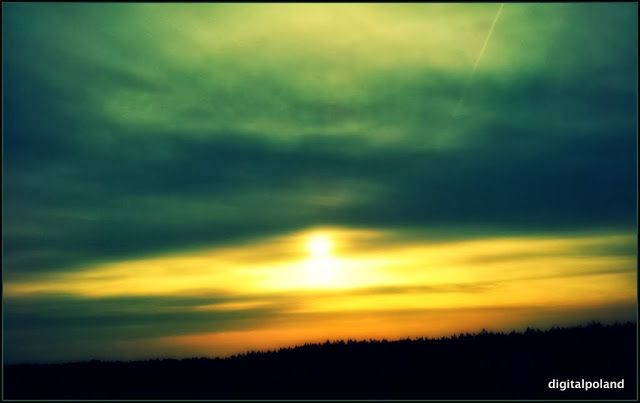 Green Clouds   digitalpoland