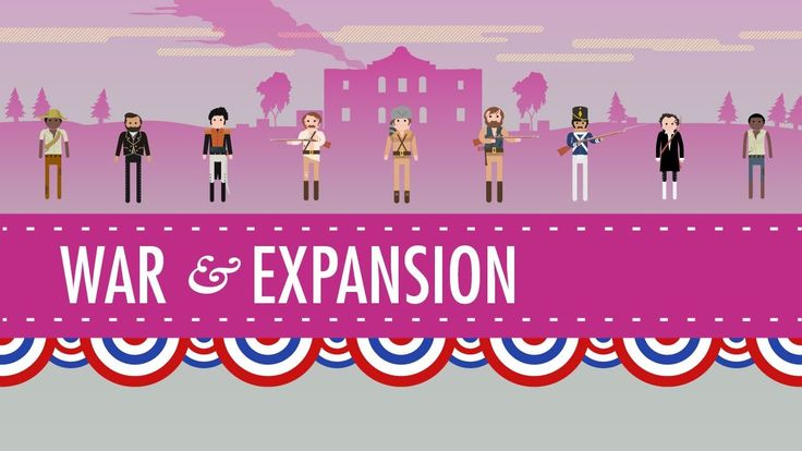 War & Expansion: US History #17