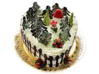 Tort Iarna pe ulita: Nimic nu este mai frumos ca un peisaj feeric de iarna, cu brazi parca pudrati cu zapada, nu-i asa?