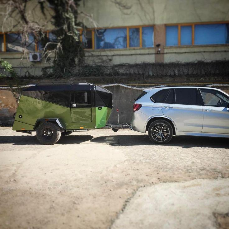 mini caravan off-road bmw mpower