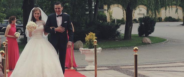 Daria i Mirek - wesele w Hotelu Windsor, produkcja: MCF Studoa