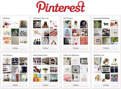 Come usare Pinterest: i nuovi termini e condizioni di utilizzo