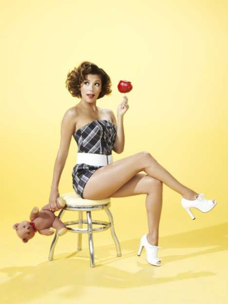 Pin Up Girls of the 40 and 50
