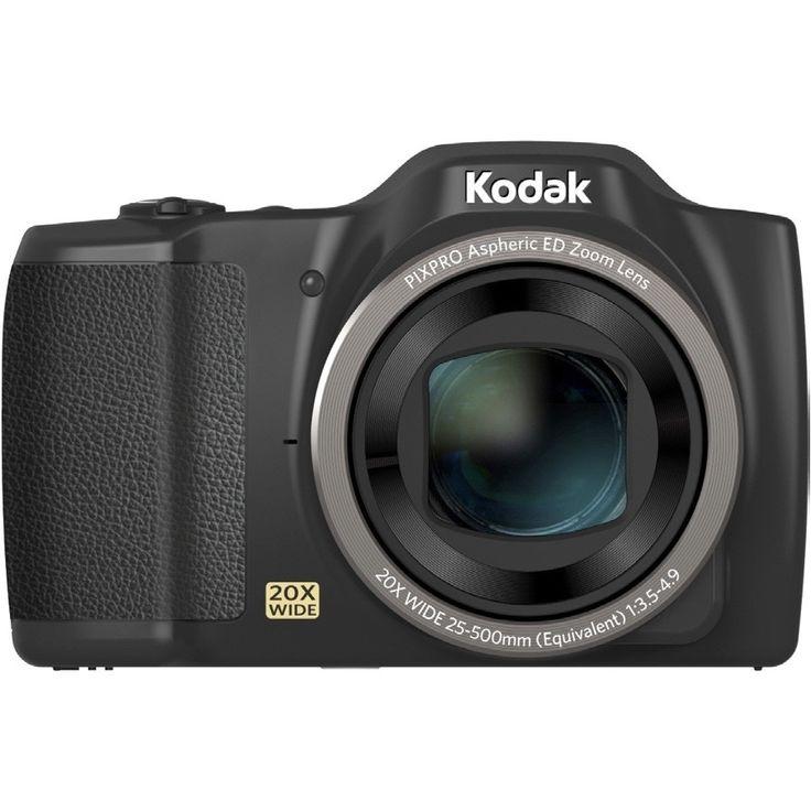 LTD Kodak Pixpro FZ201 16.2 Megapixel Compact Camera -