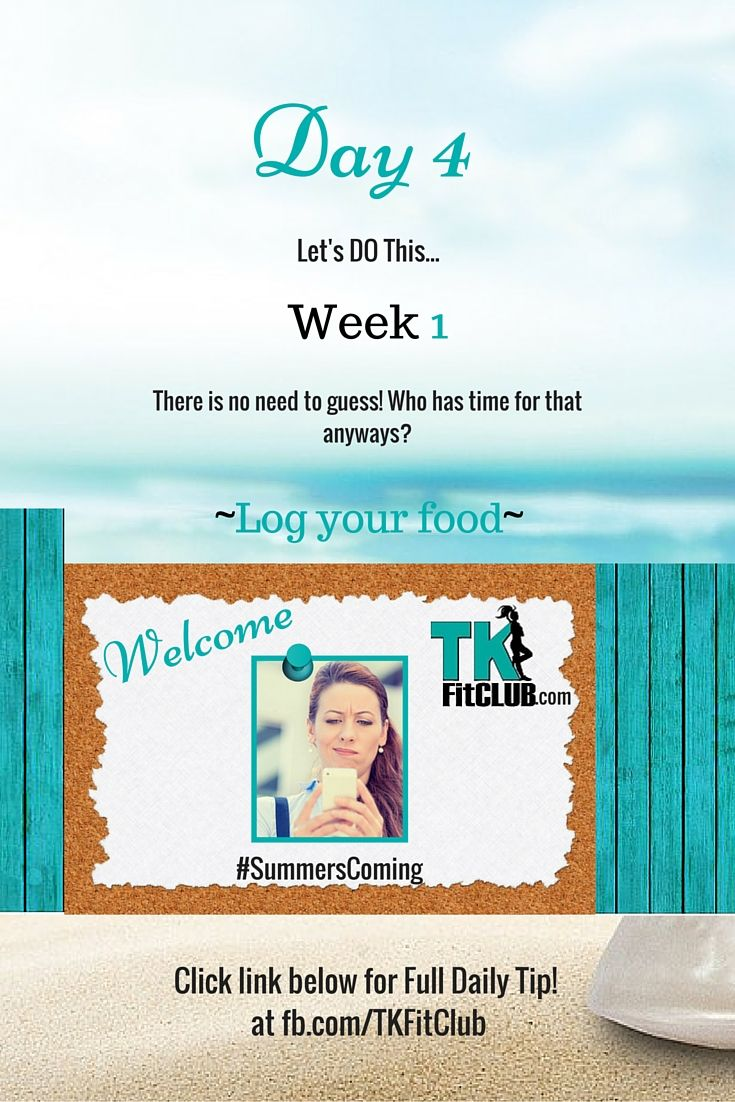Log your food. #Food #Journal TKFitClub Bikini Ready Countdown.#SummersComing #Accountability #fitfam #getfit #weightloss #Challenge #nutrition #eatclean #workouts