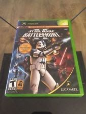 STAR WARS BATTLEFRONT II 2 COMPLETE FOR MICROSOFT XBOX & XBOX 360 SYSTEM CONSOLE