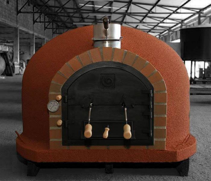 ROYAL Mediterranean Outdoor Pizza Oven  ( click to expland )