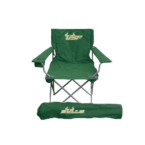 South Florida Bulls NCAA Ultimate Adult Tailgate Chair (RIV-RV366-1000)